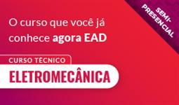 CURSO TÉCNICO DE ELETROMECÂNICA EAD